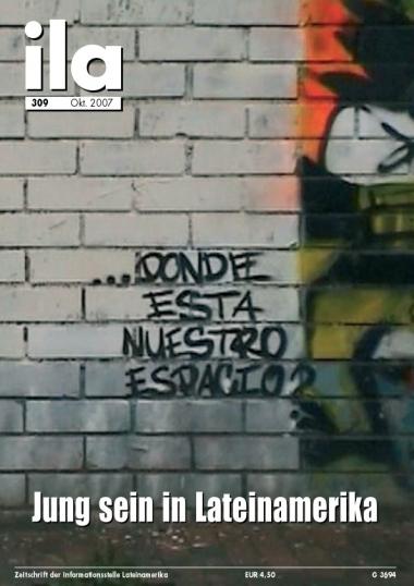 Titelblatt ila 309 Jung sein in Lateinamerika