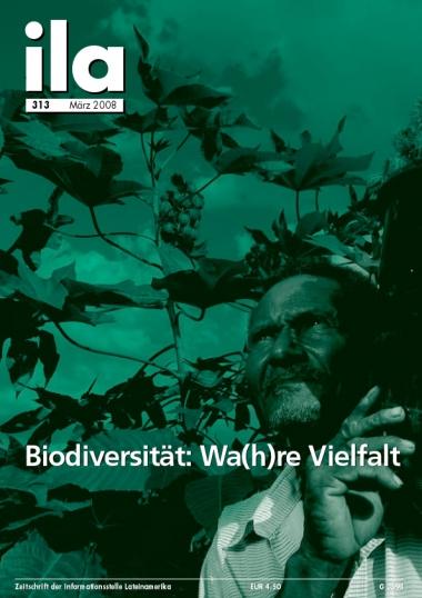 Titelblatt ila 313 Biodiversität