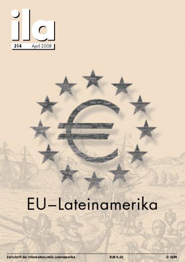 Titelblatt ila 314 EU und Lateinamerika