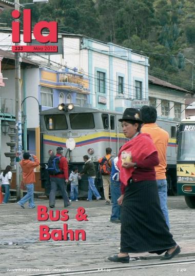 Titelblatt ila 333 Bus & Bahn