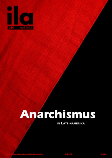 Titelblatt ila 354 Anarchismus