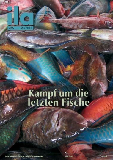 Titelblatt ila 355 Fische