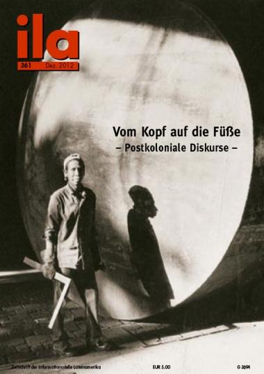 Titelblatt ila 361 Postkolonialismus