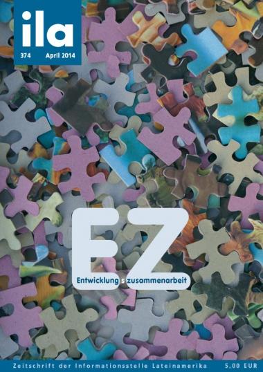 Titelblatt ila 374 Entwicklungszusammenarbeit