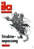 Titelblatt ila 184 Strukturanpassung