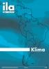 Titelblatt ila 332 Klima